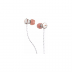 Audífonos In-Ear House Of Marley Nesta-Rosado