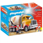 Camion Cementero Playmobil City Action C/ Accesorios – 9116