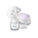 Extractor De Leche Electrico 4oz Philips Avent Scf332-Blanco