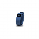 Fit Band Exo Smart E10 Podometro Y Bluetooth Azul