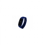 Fit Band Exo Smart E12 Podometro Y Antipanico Bluetooth Azul