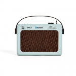 Radio Retro Spica Sp220 Bateria Interna Bluetooth Usb Am/fm