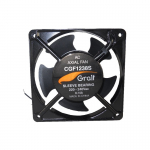 Turbina Cooler Gralf Ac 220v 0.14a 4 Pulgadas 120x38mm Buje