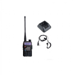 Walkie Talkie Baofeng UV-5RU-Negro