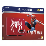 Consola PS4 PRO 1TB Spiderman Limited Edition