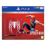 Consola PS4 Slim 1TB Spiderman Limited Edition