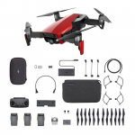 Drone DJI Mavic Air Fly More Combo – Rojo