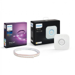Kit Bridge Philips hue + Tira LED hue 2 Metros