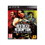 Red Dead Redemption Game Of The Year PlayStation 3