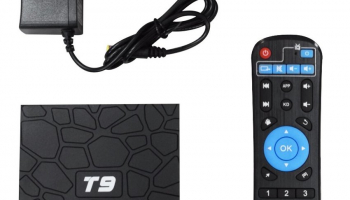 Tvbox Android 8.1 T9 4k Uhd Quadcore