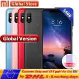 Global version Xiaomi Redmi Note 6 Pro 64GB/4GB