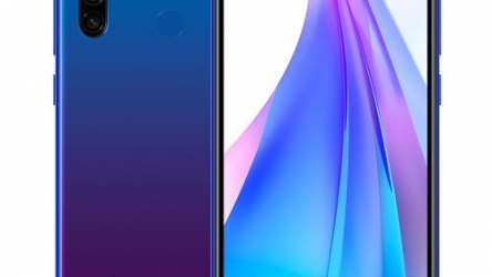 Xiaomi Redmi Note 8T Versión global – Azul