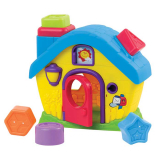 LITTLE LEARNER Set Playhouse Shape Sorter