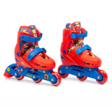 MARVEL Patines 2 En 1 Spiderman S (31-34) Lcmarv