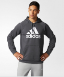 ADIDAS BUZO CON CAPUCHA BADGE OF SPORT