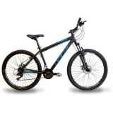 Bicicleta Todoterreno GW Scorpion Con Tenedor De Suspension Shimano Integrado