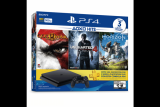 PlayStation 4 Slim 500GB Console – Hits Bundle 2