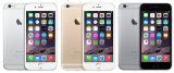 iPhone 6 16 Gb dorado, plateado o gris en Jumbo Reacondicionado