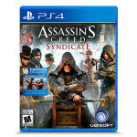 Videojuego Assasins Creed Syndicate PS4