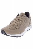 Tenis Beverly Hills Polo Club Taupe para hombre