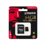 Kingston Memoria Extreme MicroSD 64GB – 100MB/s Kingston