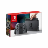 Nintendo Nintendo Switch con Controles Joy-Con Gray