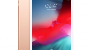 Apple Nueva iPad mini (Color: Oro, Capacidad: 256 GB)