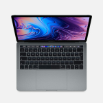 Apple Nuevo MacBook Pro 13″ Retina 512GB con Touch Bar (Color: Gris Espacial)