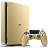 PlayStation 4 Slim Gold 1TB