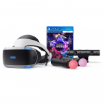 PS4 VR y PS Worlds Bundle