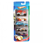 Super paquete de 5  Hot Wheels