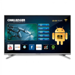 Televisor Challenger 43″ Smart Tv UHD 43T23 Android TDT