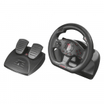 TRUST Timón y Pedales Gxt 580 Vibration Feedback // Pc-Ps3