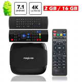 TV Box Magicsee N4 Android 7.1 Wifi S905x 2gb 16gb Bluetooth + Airmouse MX3