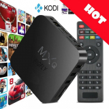 Tv Box MXQ 4K Android Smart Tv