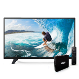COMBO AOC LED 40″ Full HD + Smart TV Pack | LE40M1570