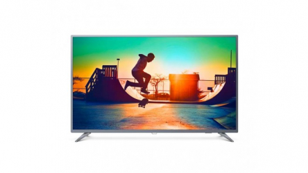 TV PHILIPS 50 Pulgadas  50PUT6513 4K Smart TV