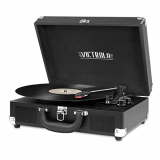 Victrola Vintage 3-Speed Bluetooth Suitcase Turntable with Speakers