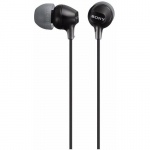 Audífonos Sony In-ear 100mW MDR-EX15LP Negro