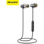 Awei X650BL Magnet Attraction Bluetooth 4.1 (Gris)