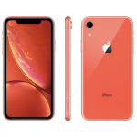 iPhone XR-Coral