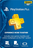 1-Year PlayStation Plus Membership – PS3/ PS4/ PS Vita [Digital Code]