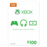 Gift Card $100 XBOX