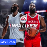 PS4 NBA LIVE 18: The One Edition