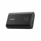 Anker PowerCore+ 10050 Premium Aluminum Portable Charger with Qualcomm Quick Charge 3.0, 10050mAh Power Bank with PowerIQ Technology