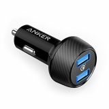 Anker PowerDrive Speed 2 – Quick Charge 3.0 39W Dual USB Car Charger