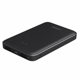 AUKEY 10000mAh Power Bank, Slimline Design & Dual USB Outputs