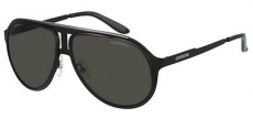 Carrera Men's Black Ruthenium Pilot Sunglasses