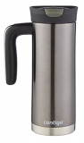 Contigo SnapSeal Superior Vacuum Insulated Stainless Steel Travel Mug, 20oz