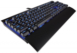 Teclado Corsair Gaming K70 LUX Mechanical Keyboard, Backlit LED, Cherry MX